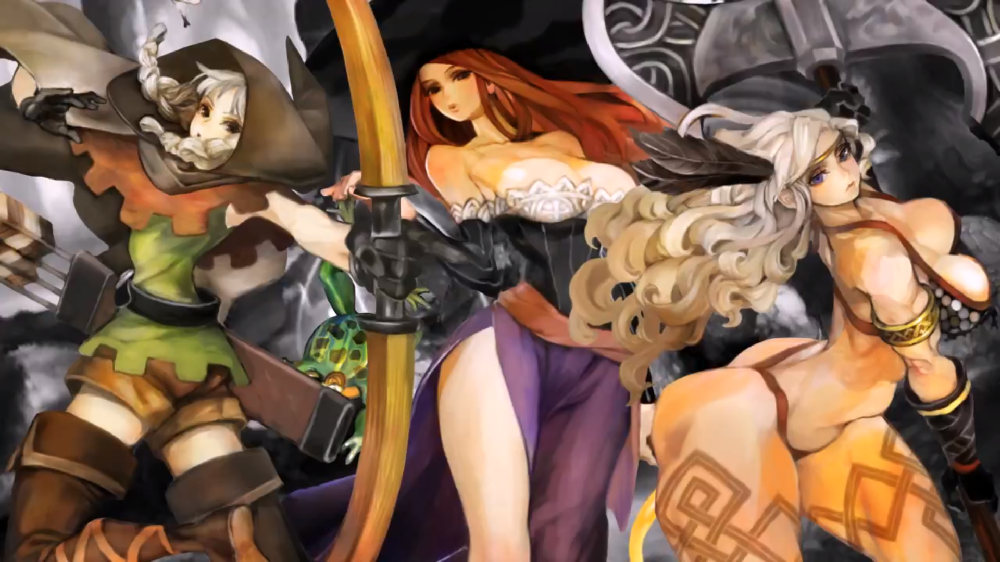 Dragon's Crown de Vanillaware